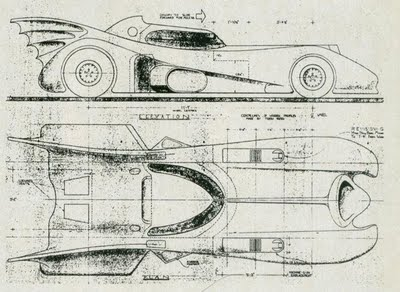 la batmobile encyclop233die